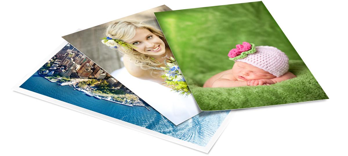 Objednat fotografie se Saal Digital fotolaboratoře - vyvolané pomocí fotoreprodukce (na pravém fotopapíře) nebo tištěné